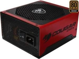 Power Supply COUGAR CMX 700 COUGAR-700CMX 700W 80 PLUS BRONZE 1 year Warranty