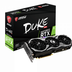 Graphic Card GEFORCE RTX 2080 DUKE 8G OC