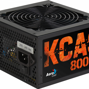 Power Supply Aerocool Kcas 800w 80 Plus Gold