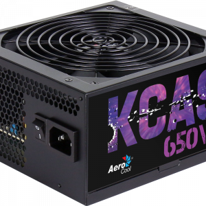 Power Supply Aerocool KCAS-650M Modular 650W Bronze PSU
