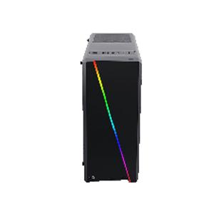 Case Aerocool Cylon BG RGB Lighting w/ Tempered Glass Full Window