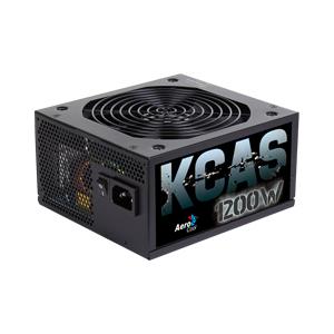 Power Supply Aerocool KCAS-1200M Modular 1200W Bronze PSU