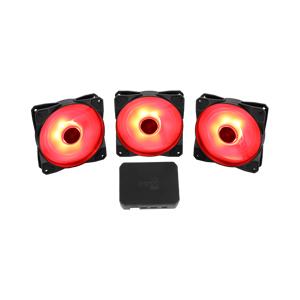 Case Fan Aerocool Project 7 P7-F12 Pro RGB (3X Fans + Controller)