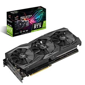 Graphic Card Asus ROG-STRIX-RTX2070-O8G-GAMING