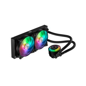 Water Cooler Cooler Master MLX-D24M-A20PC-R1 MasterLiquid ML240R RGB Liquid Cooler -   MasterLiquid ML120R RGB  MLX-D12M-A20PC-R1