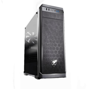 Case Cougar MX330-G Mid Tower Case 1 year Warranty
