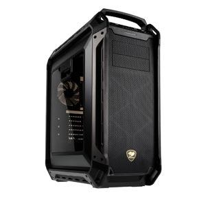 Case Cougar PanzerMax Black Case