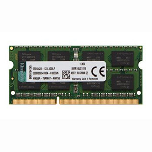 Laptop Ram Kingston 8GB DDR3-1333MHz for Notebook RAM