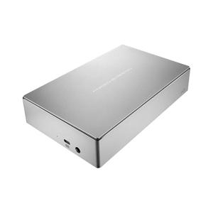 External Hard Disk Drive LaCie 4TB Porsche Design Desktop Drive USB 3.1 TYPE C / USB 3.0