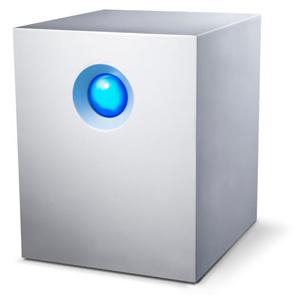Personal Cloud Storage LaCie CloudBox 2000385 5big