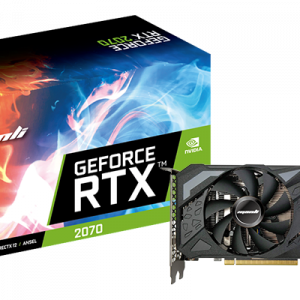 Graphic Card Manli GeForce RTX™ 2060 Gallardo with Twin Cooler 6GB GDDR6