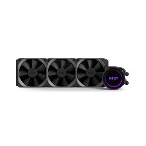 Water Cooler NZXT Kraken X72 RL-KRX72-01 360mm Liquid Cooler w/infinity mirror effect