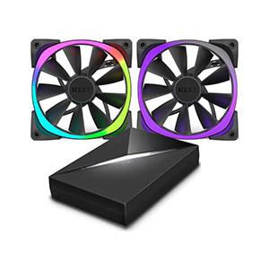 Case Fan NZXT RF-AR140-C1 Aer RGB & HUE+ Fan Controller