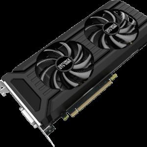 Graphic Card Palit GeForce® GTX 1080 Dual