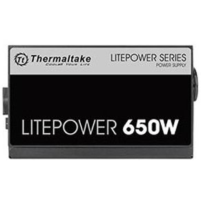 Power Supply Thermaltake Litepower 650W PSU PS-LTP-0650NPCNEU-2