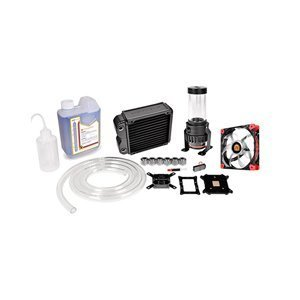Water Cooler Thermaltake CL-W072-CU00BL-A Pacific RL140 D5 Water Cooling Kit
