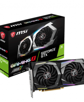 Graphic Card MSI GeForce GTX 1660 Ti GAMING X 6G
