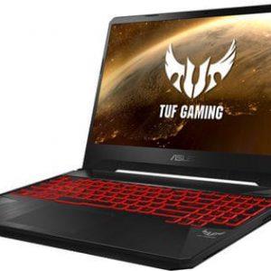 Laptop ASUS Notebook FX505GM-BQ189TASUS FX505GM i7-8750H, 15FHD, 16GB, 1TB+256GB, GTX1060, WIN10, BLACK, 2YTUF
