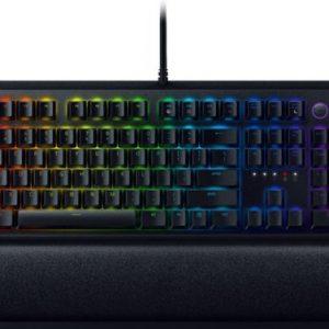 Razer Keyboard Black Widow Elite (Green Switch)