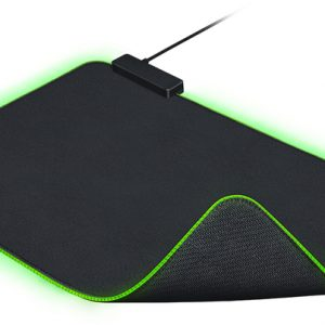 Razer Mouse Pad Goliathus Chroma  Featuring multi-color lighting with inter-device color synchronization, 8886419318064 2years