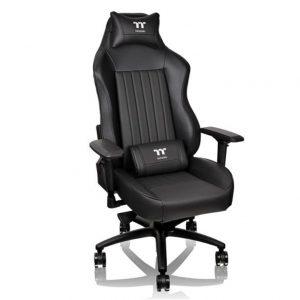 ThermalTake Tt eSPORTS GT Fit F100 Gaming Chair Blue/Black - GC-GTF-BLMFDL-01  / Black/Green - GC-GTF-BGMFDL-01  / Black - GC-XFS-BBMFDL-01 GC-GTF-BRMFDL-01 red