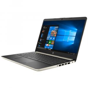 Laptop Hp Notebook  4MQ77EA  14-cf0005ne  Pale Gold  Core i5-8250U Quad   8GB DDR4  1TB   2GB AMD  14