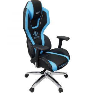 Gaming Chair E-blue Auroza Blue - Model [EEC305BLAA-IA]