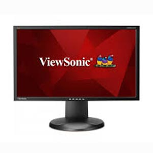 Monitor ViewSonic Screen VP2365-LED Black 23″ 6ms Full HD 1080P IPS Widescreen LED Backlit Monitor, 1000:1, 250cd/m2, USB&VGA&DVI-D, Height, Swivel, Tilt, Pivot adjustable, VESA mountable (1X VGA + 1X DVI-D Port )