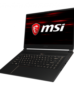 Laptop MSI Notebook GS 65 STEALTH THIN 8 RE	9S7-16Q211-267	8th Gen. Intel® Core™ i7-8750H  	16 GB DDR4