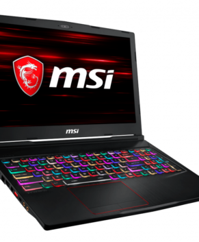 Laptop MSI Notebook GE 63 Raider 8 RF	9S7-16P512-433	8th Gen. Intel® Core™ i7-8750H 32 GB DDR4