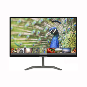 Monitor Philips Screen 246E7QDSB/01 23.6″ LED Full HD Monitor W/ Ultra Wide Colors (1X VGA + 1X MHL-HDMI + 1X DVI Port)