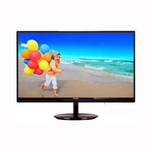 Monitor Philips 274E5QHAB/01 LED Multimedia Full HD Monitor W/ Smart Control Lite (1X VGA + 1X HDMI + 1X MHL-HDMI) – HDMI Cable not included