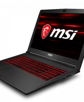 Laptop MSI Notebook GV62 8RE	CORE I7-8750H	16 GB DDR4-2666MHZ	1TB+128GB SSD