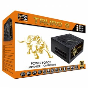 Power Supply Xigmatek Tauro G750 750W Fully Modular 80 Plus Gold