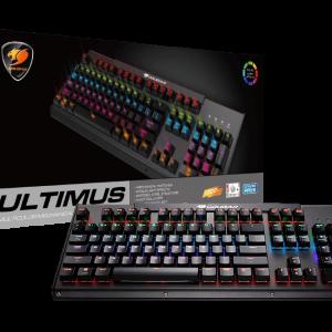 Cougar Gaming Keyboard ULTIMUS