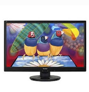 Monitor Viewsonic Screen VA2046M Wide 20″ LED Monitor (1X VGA + 1X DVI-I Port)