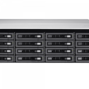 TS-EC1680U-R2 QNAP TurboNAS Business Series 16-bay Hot-swappable (SATA III - 2.5