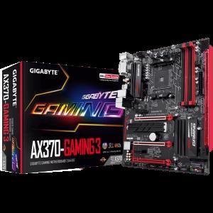 MotherBoard GIGABYTE GA-AX370-GAMING 3 AMD-Ryzen-AM4