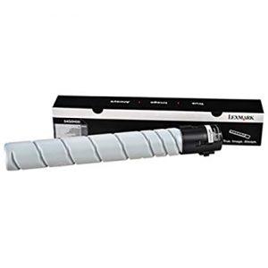 54G0H00 Black Toner Cartridge for Lexmark MS911de