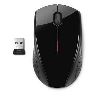 HP Wireless mouse Black X3000  H2C22AA