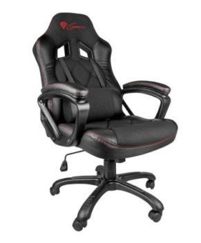 Gaming Chair Genesis Nitro 330  NFG-0887 Black / NFG-0752 Balck and Red