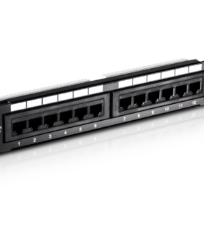 TrendNet PATCH PANEL TC-P12C5E 12-PORT 10