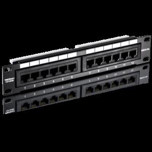 TrendNet PATCH PANEL TC-P12C6 12-PORT 10