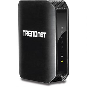 TrendNet ROUTER TEW-751DR HIGH POWER DUAL BAND WRLS