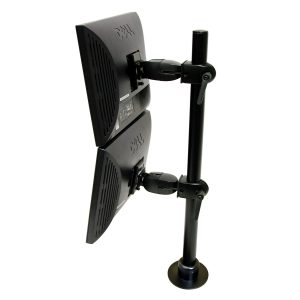 Ergotron DeskStands Grommet Mount Base for DS100 series (black)