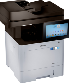 HP - Samsung  Mono Printers Seg.4SL-M4580FX/SAU