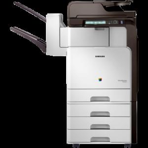 HP - Samsung Color Printers Seg.4CLX-8650ND/XSG