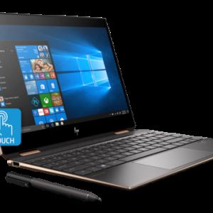 Laptop Hp Notebook  5RA76EA  13-ap0009ne Dark ash silver - FHD IR camera Core i7-8565U 16GB DDR4 1TB SSD UMA Touch/13.3 FHD /Privacy Windows 10 2 years  HP Spectre Convertible X360