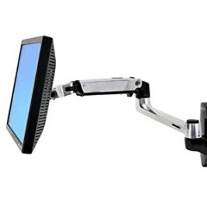 Ergotron LCD Mounting Arms LX Vertical Mount LCD Arm (polished aluminum)