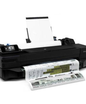 HP plotter HP DesignJet T120 Printer